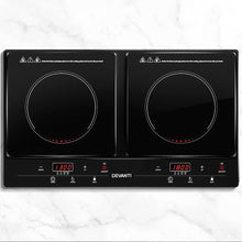 Load image into Gallery viewer, Induction Cooktop, 5 Star Chef, Duo