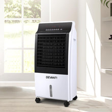Load image into Gallery viewer, Evaporative Air Cooler, Remote Controlled, White