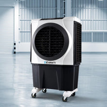 Load image into Gallery viewer, Evaporative Air Cooler, Remote, Black & White