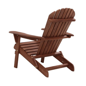 Vito Foldable Chair, Brown