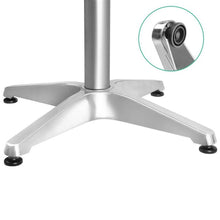 Load image into Gallery viewer, Round Bar Table, Adjustable, Aluminium
