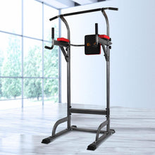 Load image into Gallery viewer, Chin-Up Station, 4-in-1, Black
