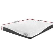 Load image into Gallery viewer, Memory Foam Mattress, Cool Gel, Double