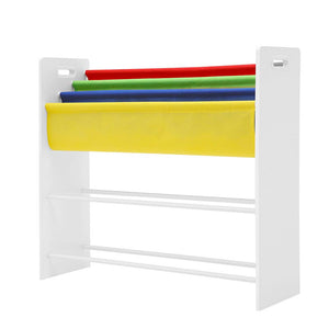 Kids Bookshelf, 3 Tier, White