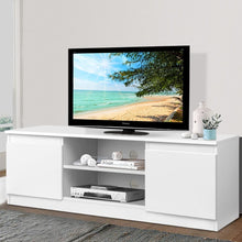 Load image into Gallery viewer, Lily Entertainment Unit, White