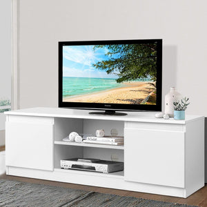 Lily Entertainment Unit, White