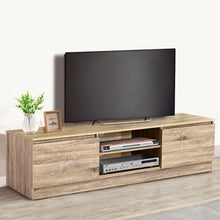 Load image into Gallery viewer, Lowline Entertainment Unit, Wooden, 160cm