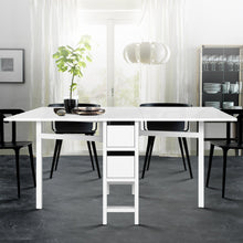 Load image into Gallery viewer, Gateleg Dining Table, White