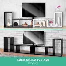 Load image into Gallery viewer, DIY Multi-Purpose Display Shelf, L-Shape, Black
