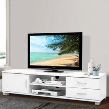 Load image into Gallery viewer, Bianca Entertainment Unit, White, 120cm