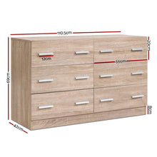 Load image into Gallery viewer, Jaya Chest of Drawers, Wood
