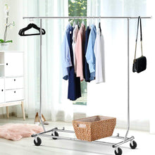 Load image into Gallery viewer, Portable Garment Hanger Stand, 6ft
