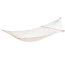 Load image into Gallery viewer, Gardeon Double Swing Hammock Bed Cream
