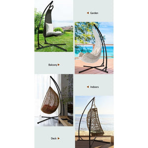 Hammock Stand, A Frame, Steel
