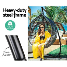Load image into Gallery viewer, Hammock Stand, A Frame, Steel