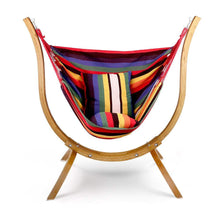 Load image into Gallery viewer, Hammock with Stand, Wood