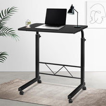 Load image into Gallery viewer, Laptop Stand Desk, Portable, Black, 60cm