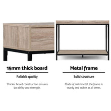 Load image into Gallery viewer, Tania Console Table, Oak