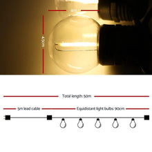 Load image into Gallery viewer, G45 LED Festoon Bulbs, Multi-Colour, 50m