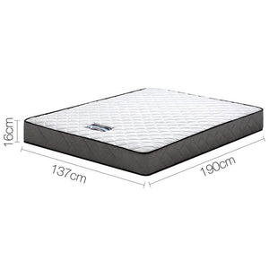 Bonello Spring Mattress, Medium Firm, Double