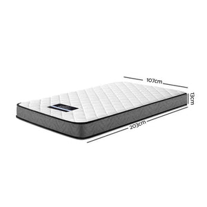 Thick Foam Mattress, 13cm Thick, King Single