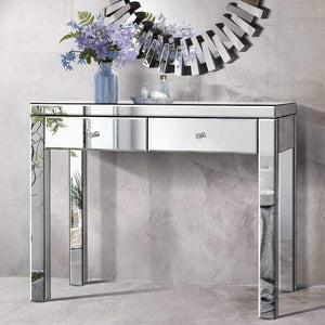 Dressing Table, Silver