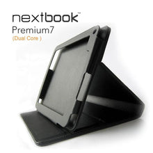 Load image into Gallery viewer, Stand Case for Nextbook Premium7 Tablets 727KC (Dual Core) - Black