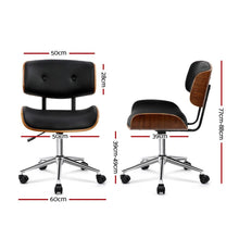 Load image into Gallery viewer, Executive Chair, Walnut
