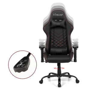 Magnum Office Chair, Recliner, Black
