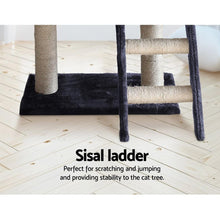 Load image into Gallery viewer, Cat Scratching Poles Post Furniture Tree, Dark Grey, 100cm