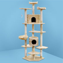Load image into Gallery viewer, Giant Cat Tree, Beige
