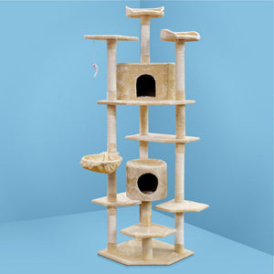 Giant Cat Tree, Beige
