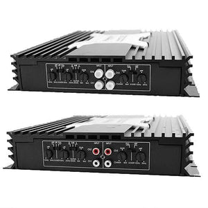 Car Amplifier, 4-Channel, 5600w