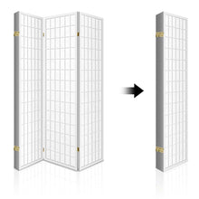 Load image into Gallery viewer, Keiko Room Divider, 6 Panel, White