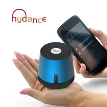 Load image into Gallery viewer, HYDANCE MAXI SOUND MP3 Player with Mini Bluetooth Speaker & Power Bank - BLACK