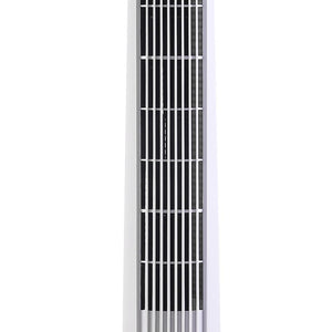 Tower Fan, Touch Panel, White