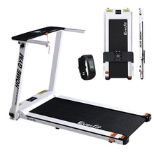 Load image into Gallery viewer, Everfit Electric Treadmill Home Gym Exercise Running Machine Fitness Equipment Compact Fully Foldable 420mm Belt White