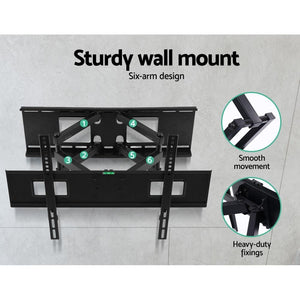 "TV Wall Mount, Tilt, Slimline, 32"" - 70"""