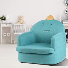 Load image into Gallery viewer, Kids Armchair, Dinosaur, Green