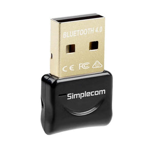Simplecom USB Bluetooth 4.0 Widcomm Adapter Wireless Dongle with A2DP EDR