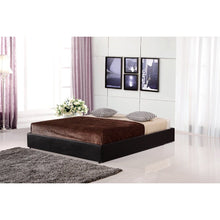 Load image into Gallery viewer, PU Leather Double Bed Ensemble Frame