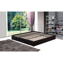 Load image into Gallery viewer, PU Leather King Bed Ensemble Frame