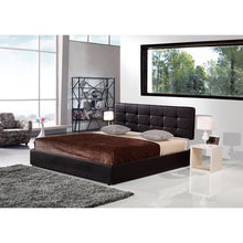 Load image into Gallery viewer, Ensemble Bed Frame, PU Leather, King
