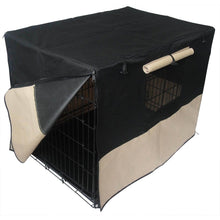 Load image into Gallery viewer, Pet Dog Crate with Waterproof Cover, 36""