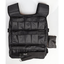 Load image into Gallery viewer, 30Kg Adjustable Weighted Training Vest