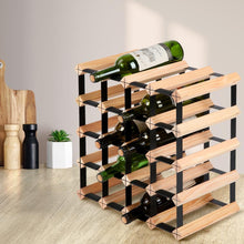 Load image into Gallery viewer, Wine Rack, Natural, 20 Bottles