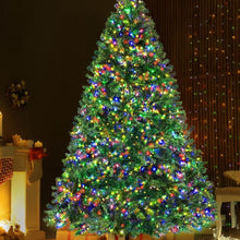Load image into Gallery viewer, Christmas Tree, Full, Green,LED, 2.1M, 7ft.