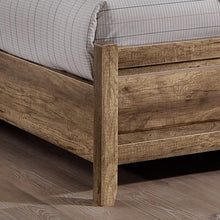 Load image into Gallery viewer, Bed Frame, Oak, Double,