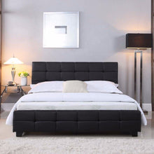 Load image into Gallery viewer, Bravo Bedframe Double size Black