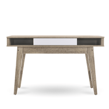 Load image into Gallery viewer, Console Hallway Table, Oak, 120 x 40 x 73cm